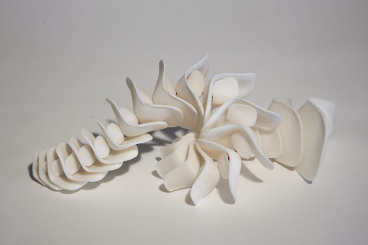 Textile Museum of Canada 3D Printed Eames Sculpture