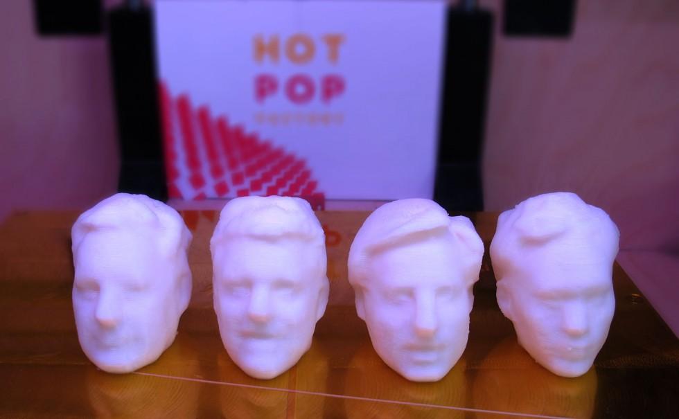 3D Printed Candy Dispenser Heads