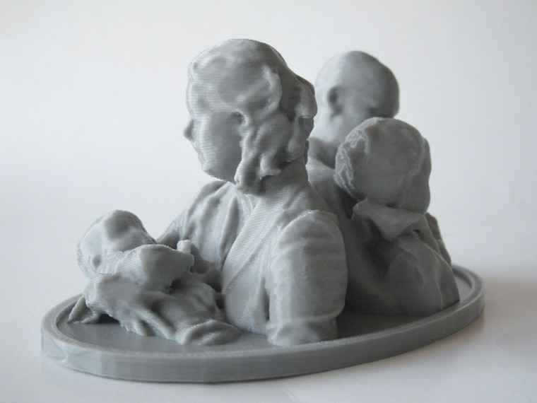 3D Printed Family