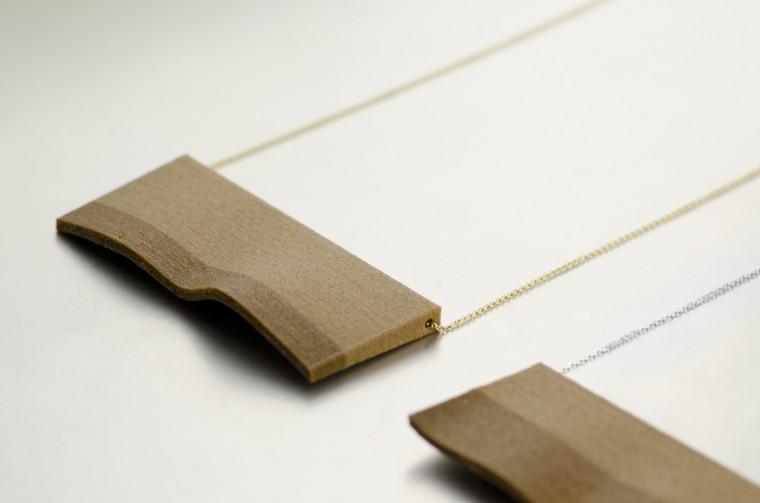 3d printing toronto necklace