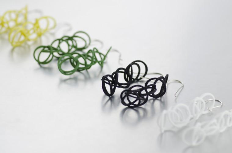 3d printing toronto earrings