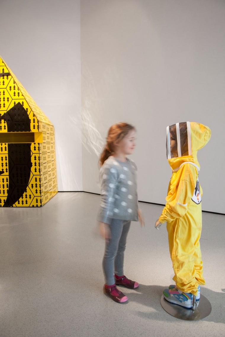 Hot Pop Factory Art Installation ROM Toronto
