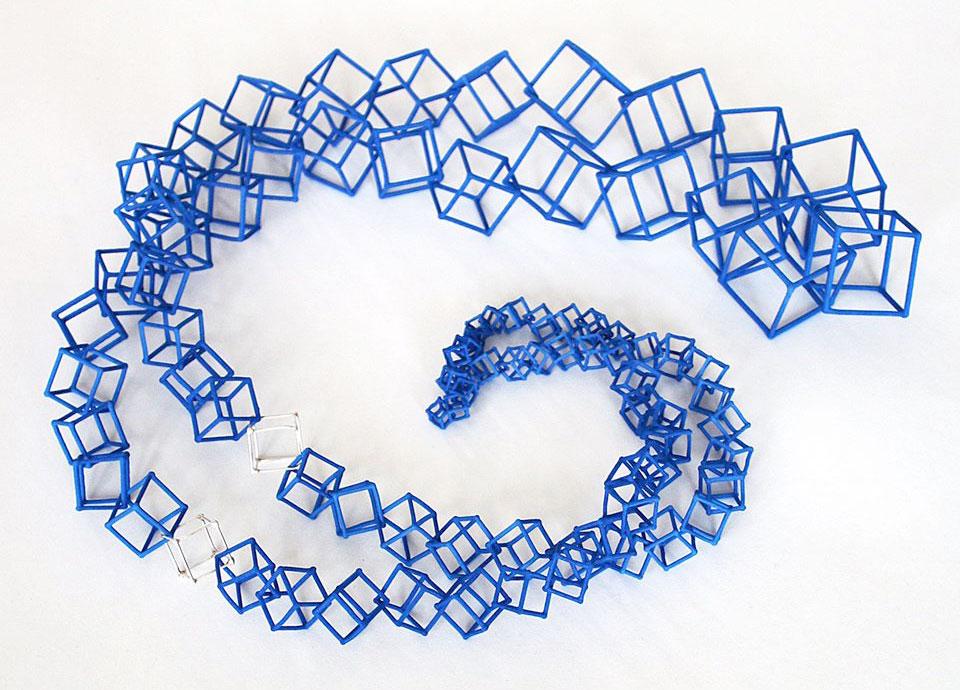 Elizabete Ludviks Hot Pop Factory 3D Printed Jewelry 03