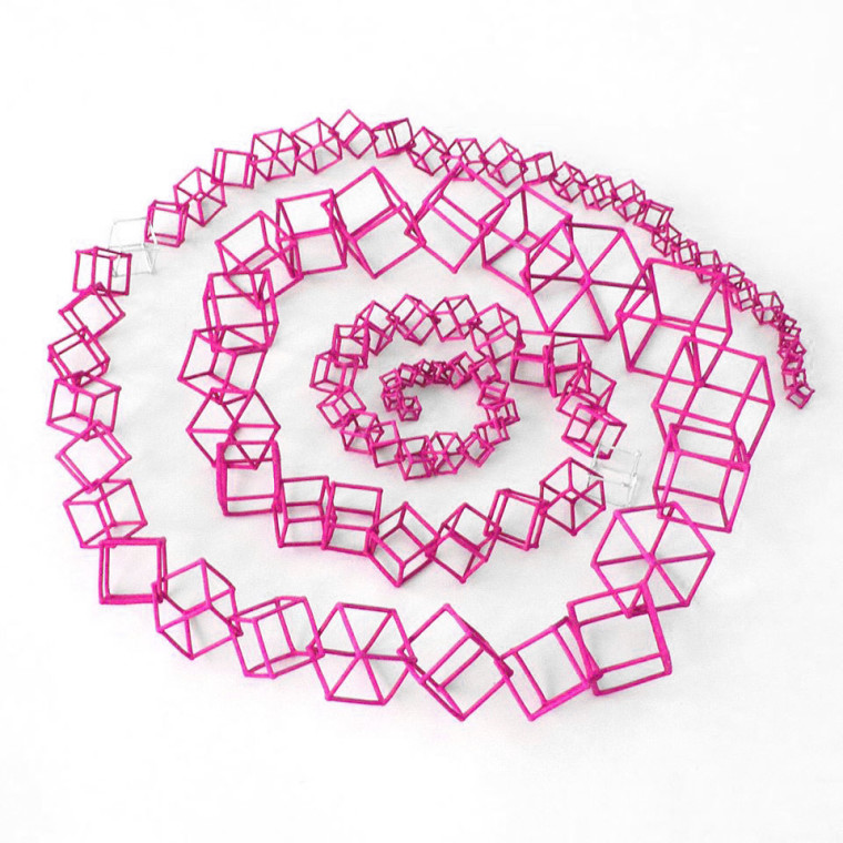 3d printing necklace