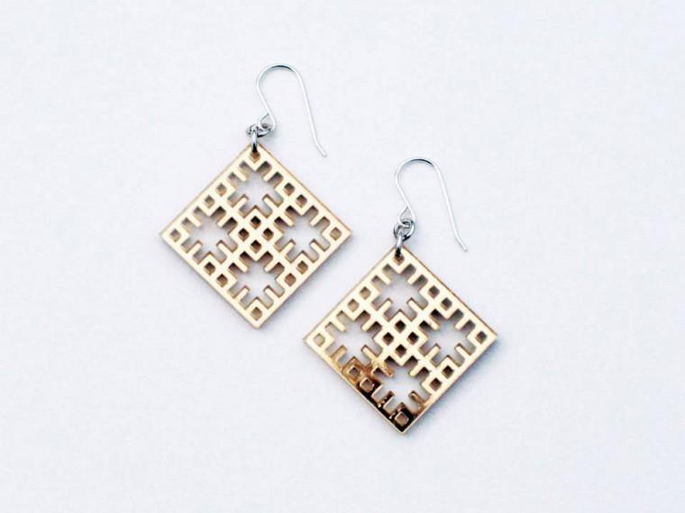 Elizabete Ludviks Hot Pop Factory Laser Cut Jewelry 03