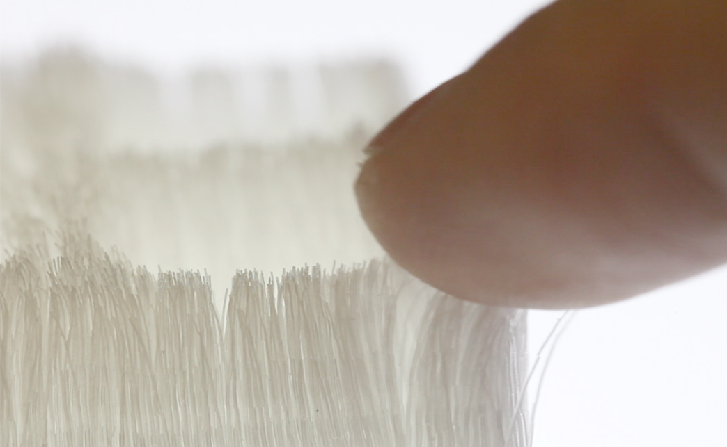 MIT 3d printed hair