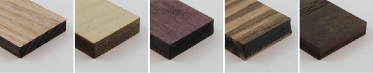 laser cut hardwood