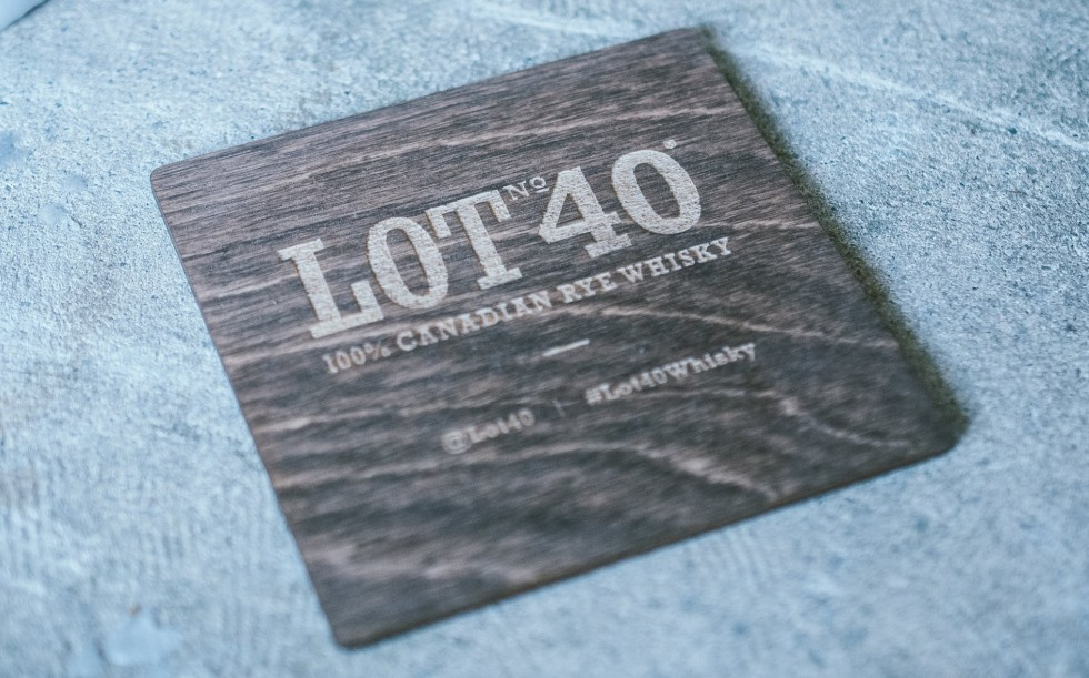 Deck Agency Lot 40 Engraved Coaster