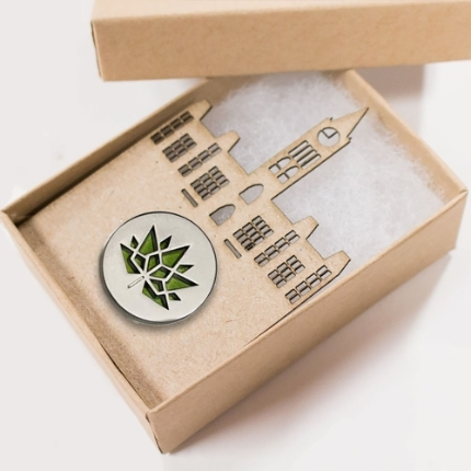 Speaker Gift Packaging / Heritage Canada