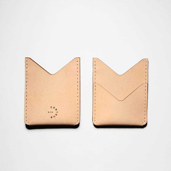 Laser Cutting Leather Cardholder 600Px
