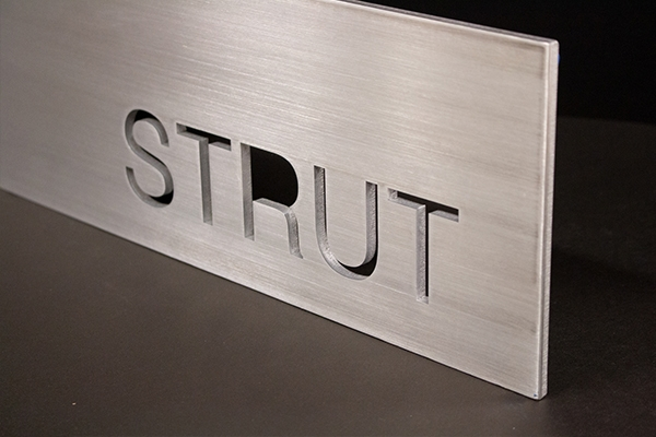Laser Cutting Wood Sign 600Px